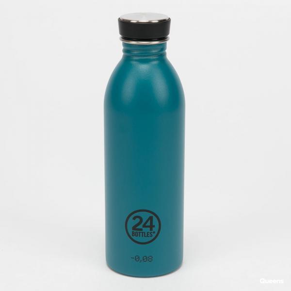 24Bottles® Urban Bottle 500ml tmavě tyrkysová