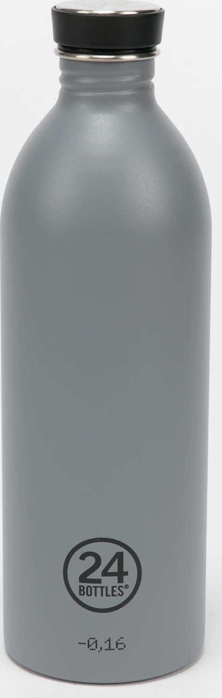 24Bottles® Urban Bottle 1L šedá