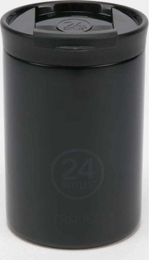 24Bottles® Travel Tumbler 350ml černá