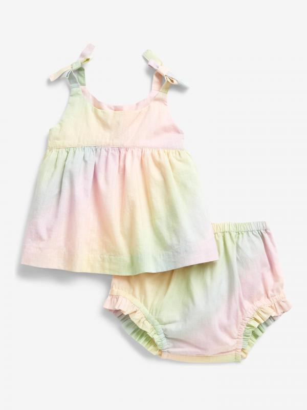 Rainbow Outfit Set dětský GAP