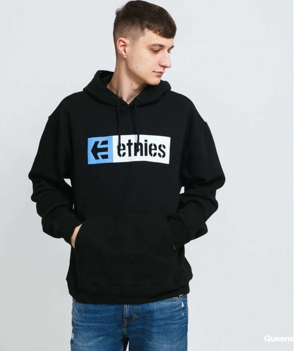etnies New Box Hoodie černá