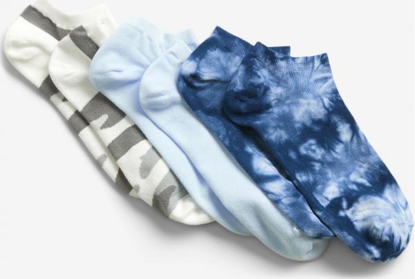Fashion Show Ponožky 3 páry GAP