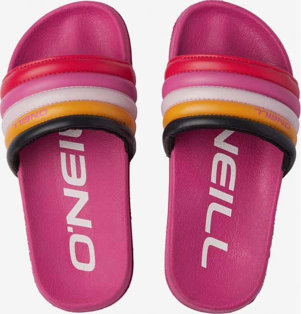 Rainbow Pantofle dětské O