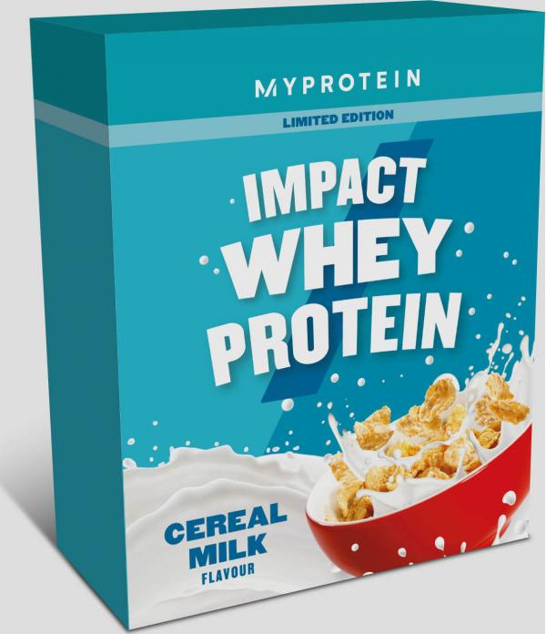 MyProtein  Impact Whey Protein - Limited Edition Cereal Milk