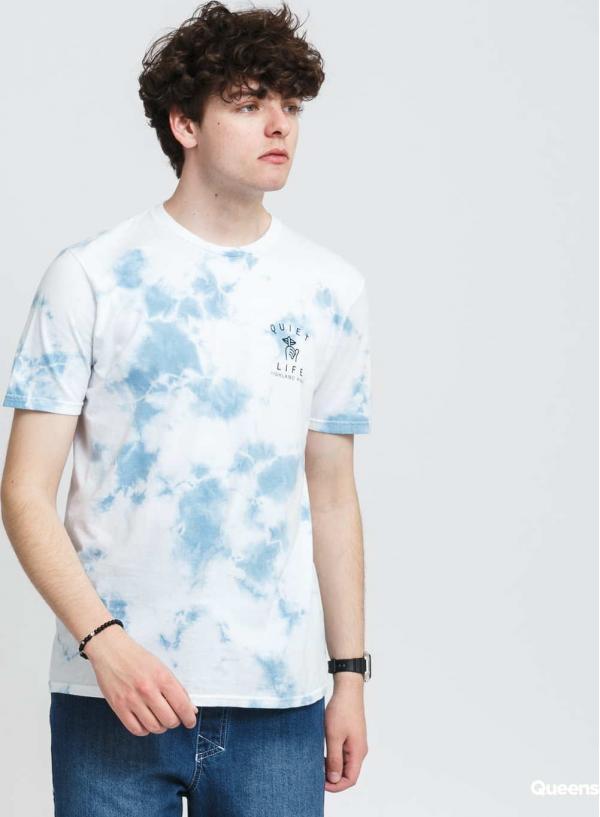 The Quiet Life Quiet Life Shop Premium T-Shirt bílé / modré