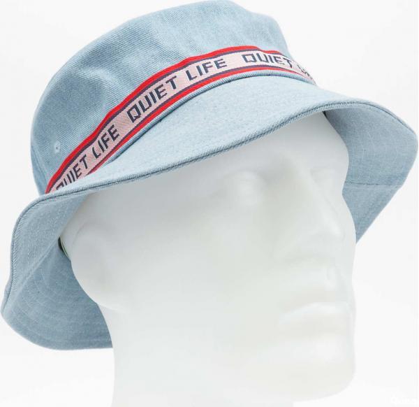 The Quiet Life Sport Bucket Hat modrý