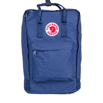 "Fjällräven Kanken Laptop 17"" 540 Royal blue"
