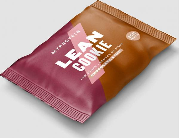 MyProtein  Lean Cookie (Vzorek) - Dark Chocolate and Berry