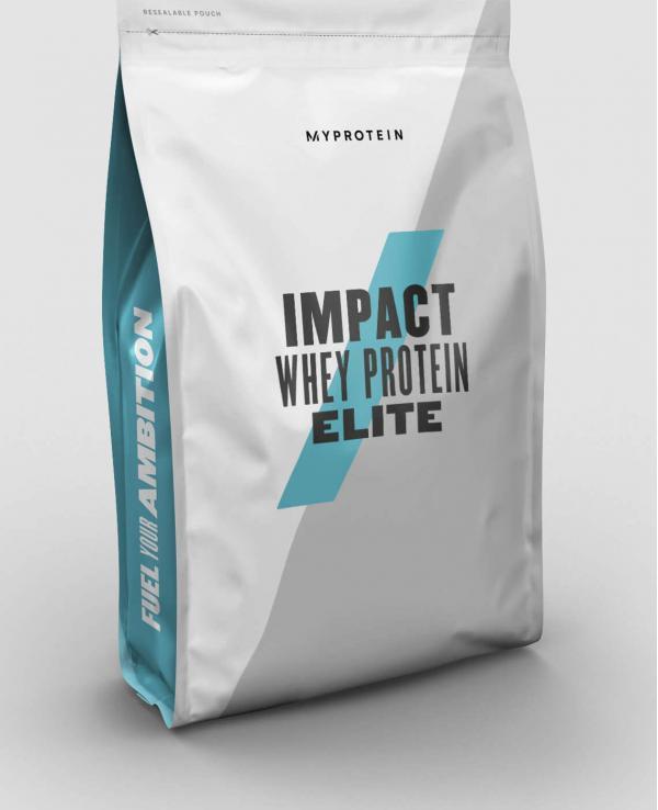 MyProtein  Impact Whey Protein Elite - 2.5kg - Jahoda