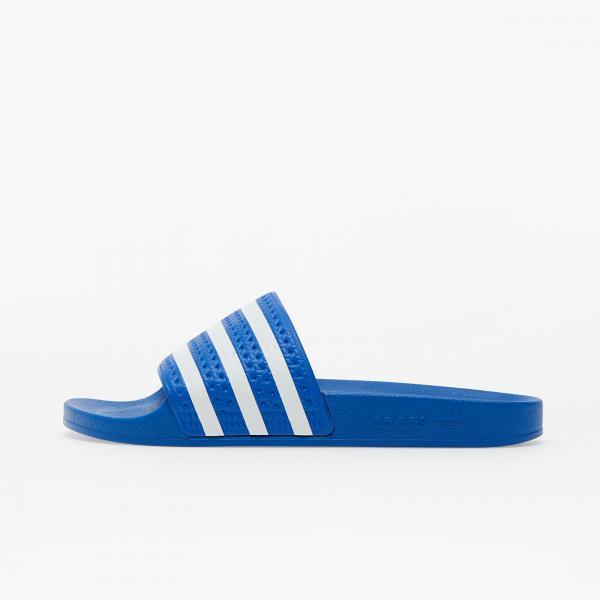 adidas Adilette Glow Blue/ Ftw WHite/ GLow Blue
