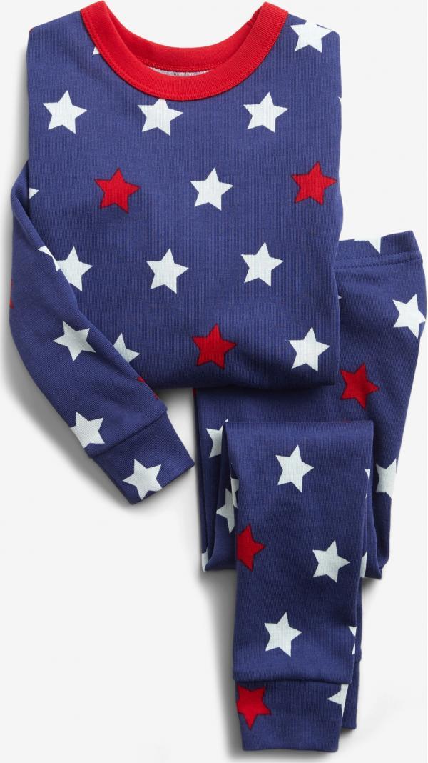 Star Pyžamo dětské GAP