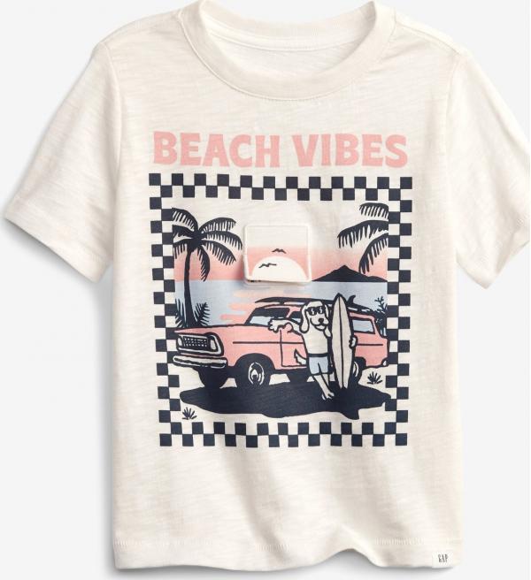 Beach Vibes Triko dětské GAP
