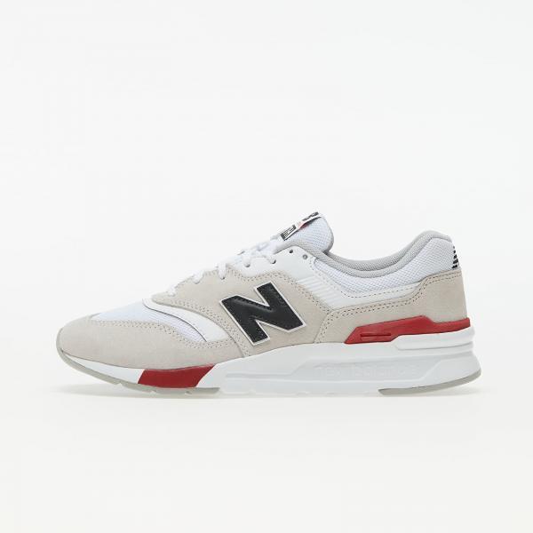 New Balance 997 Beige/ White