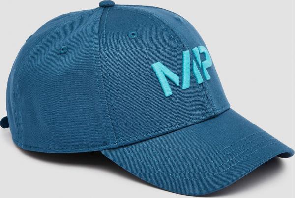 MyProtein  MP kšiltovka Impact v limitované edici – modrozelená