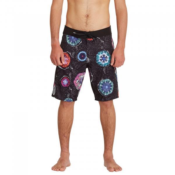 Volcom Coral Morph 20 Boardshorts Black