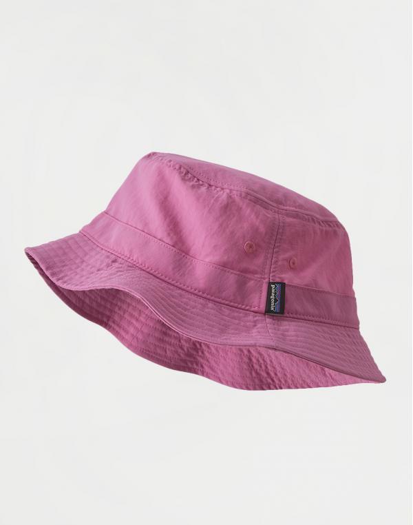 Patagonia Wavefarer Bucket Hat Marble Pink S/M