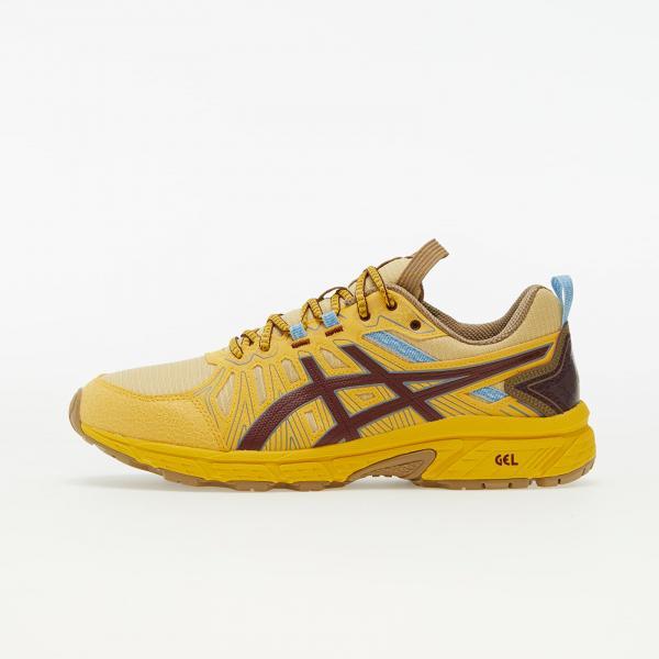 Asics HN1-S Gel-Venture 7 Yellow/ Ox Brown