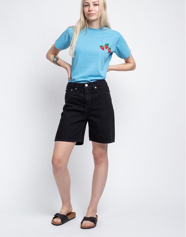 Mud Jeans Beverly Short Dip Black L