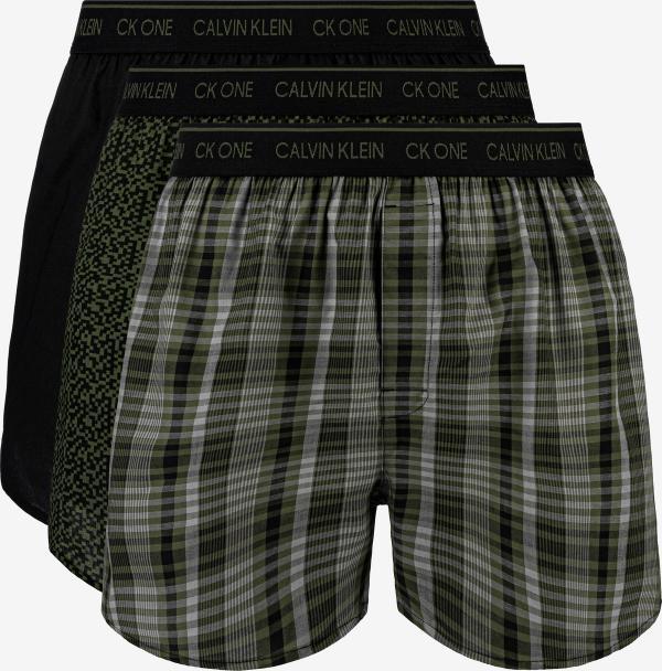 Boxerky 3 ks Calvin Klein