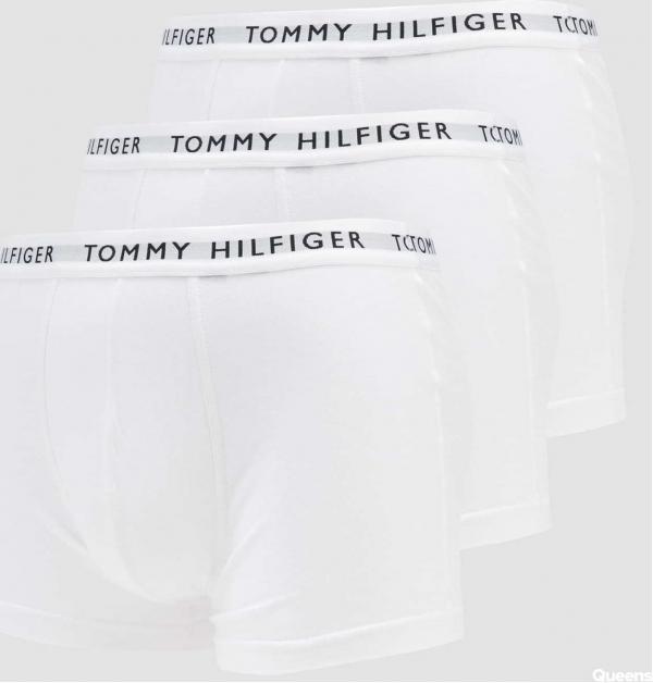 Tommy Hilfiger 3 Pack Trunk C/O bílé