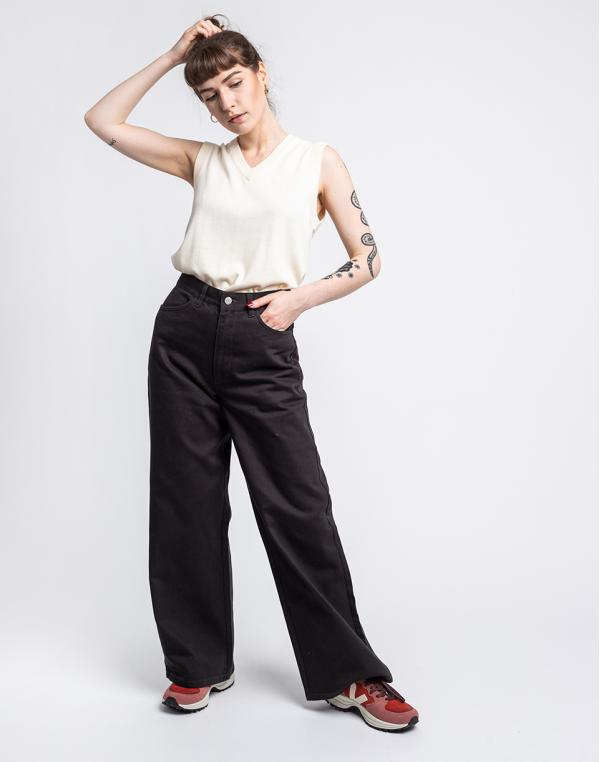 Stüssy Carter Extra Wide Pant CHARCOAL L