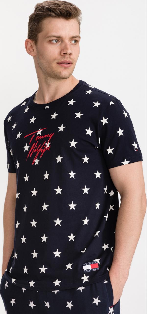 Star Triko na spaní Tommy Hilfiger