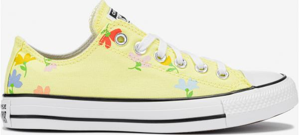 Floral Print Chuck Taylor All Star Low Top Tenisky Converse