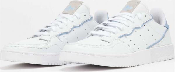 adidas Originals Supercourt ftwwht / cwhite / ambsky EUR 46 2/3