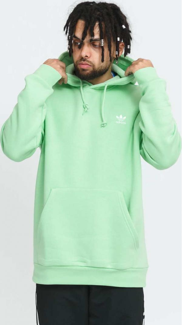 adidas Originals Essential Hoody světle zelená