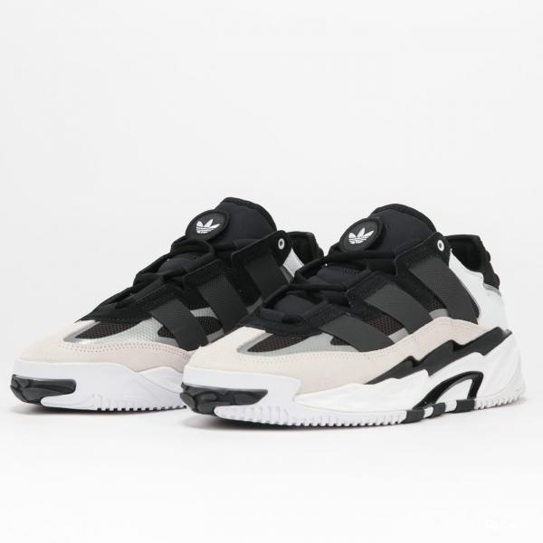 adidas Originals Niteball cblack / ftwwht / silvmt EUR 47 1/3