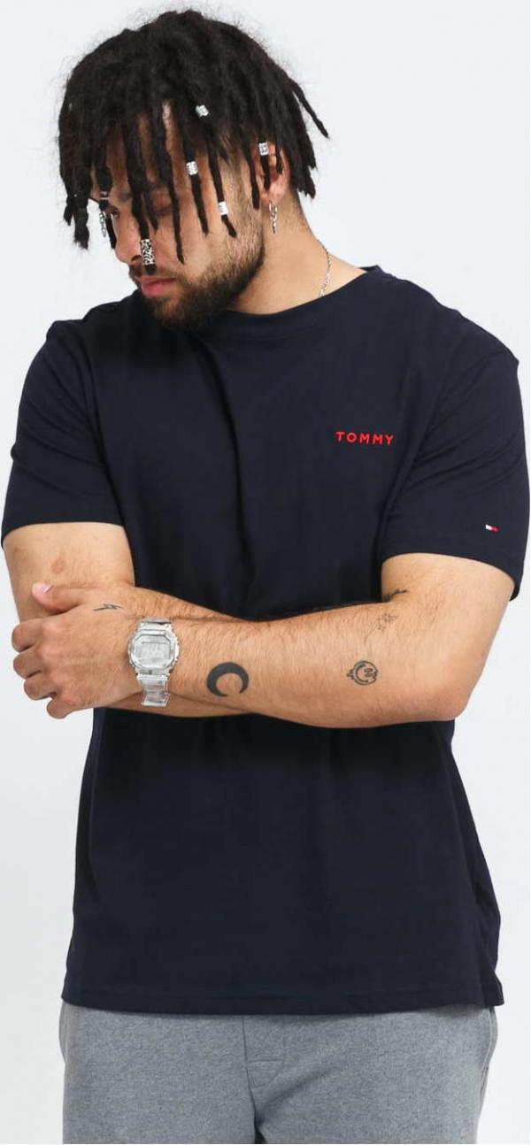 Tommy Hilfiger CN SS Tee navy