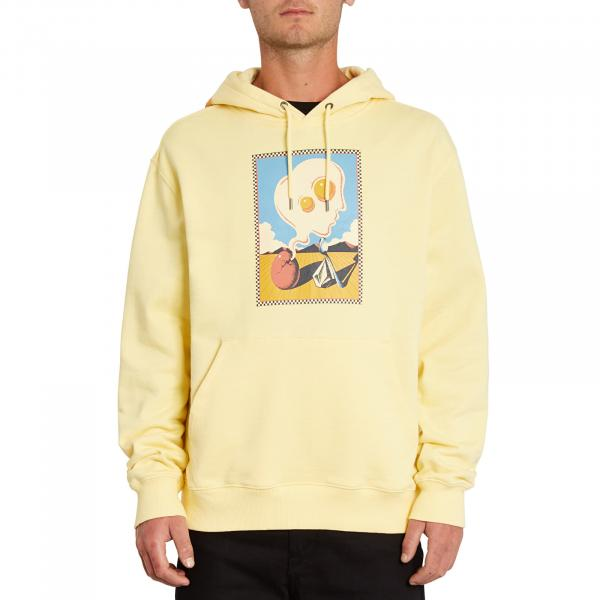 Volcom Fa Pullover Fleece Dawn Yellow