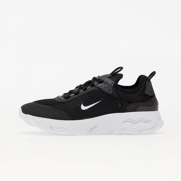 Nike React Live (GS) Black/ White-Dk Smoke Grey