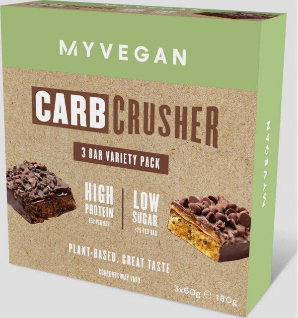 Myvegan  Carb Crusher pro vegany (3 ks)