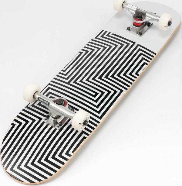 Ambassadors Komplet Skateboard Row White 7.875