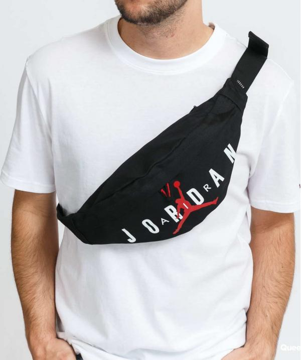 Jordan Crossbody Bag černá