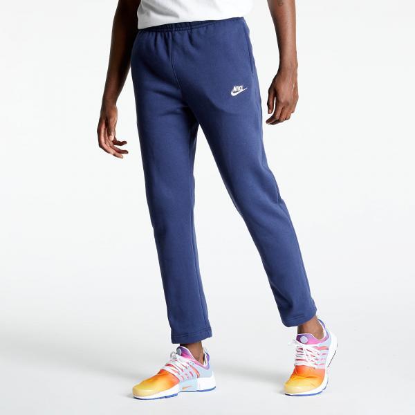Nike Sportswear Club Fleece Pants Midnight Navy/ Midnight Navy/ White