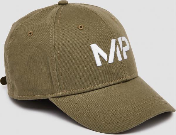 MP  MP Essentials Baseball Cap - Dark Olive