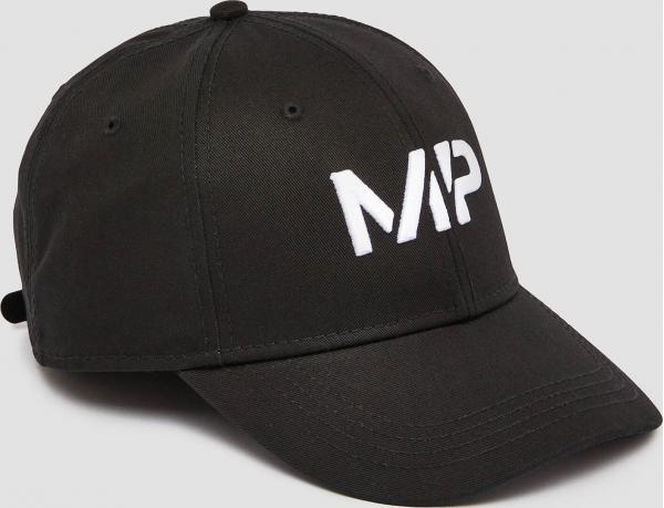 MP  MP Essentials Baseball Cap - Black/White