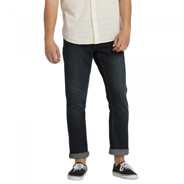 Volcom Vorta Denim Pants Vintage Blue