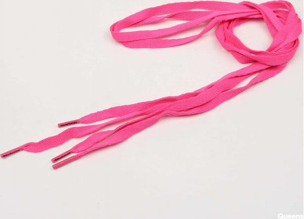 MD Tube Laces 140 neon růžové