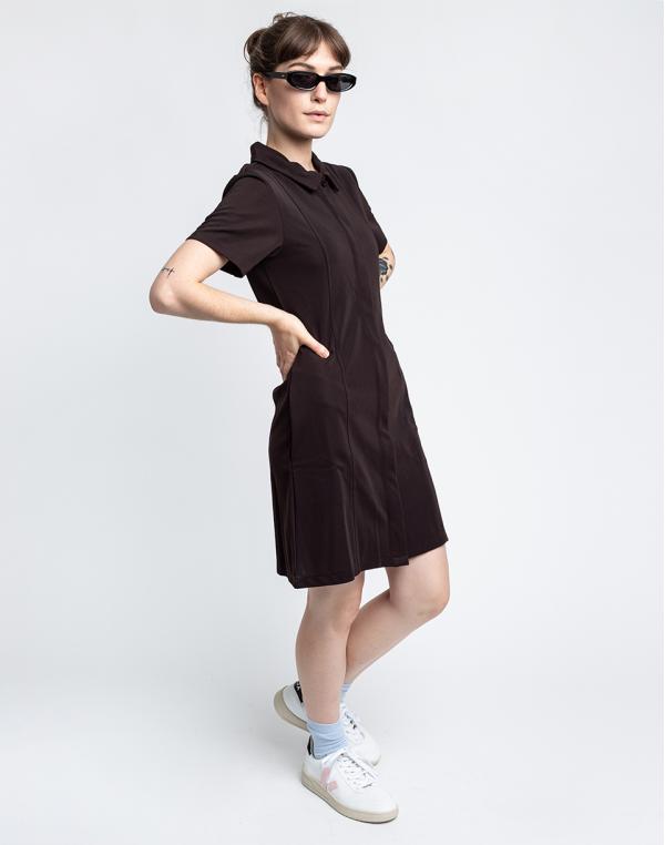 Stüssy Zim Dress CHARCOAL XS