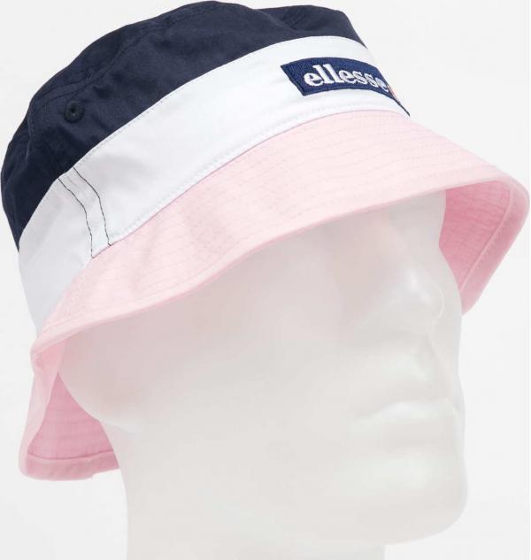 ellesse Savi Bucket Hat navy / bílý / růžový