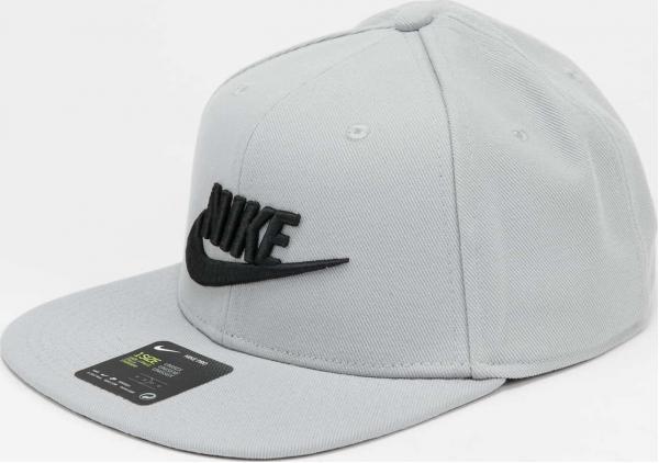 Nike U NSW Pro Cap Futura šedá