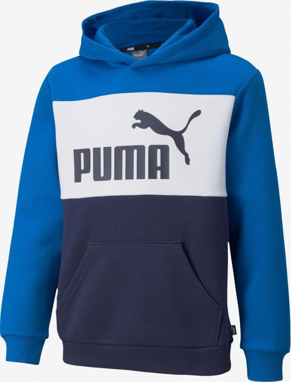 ESS+ Colorblock Mikina dětská Puma