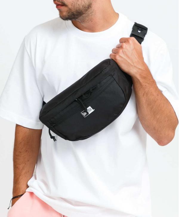 New Era Waist Bag černá