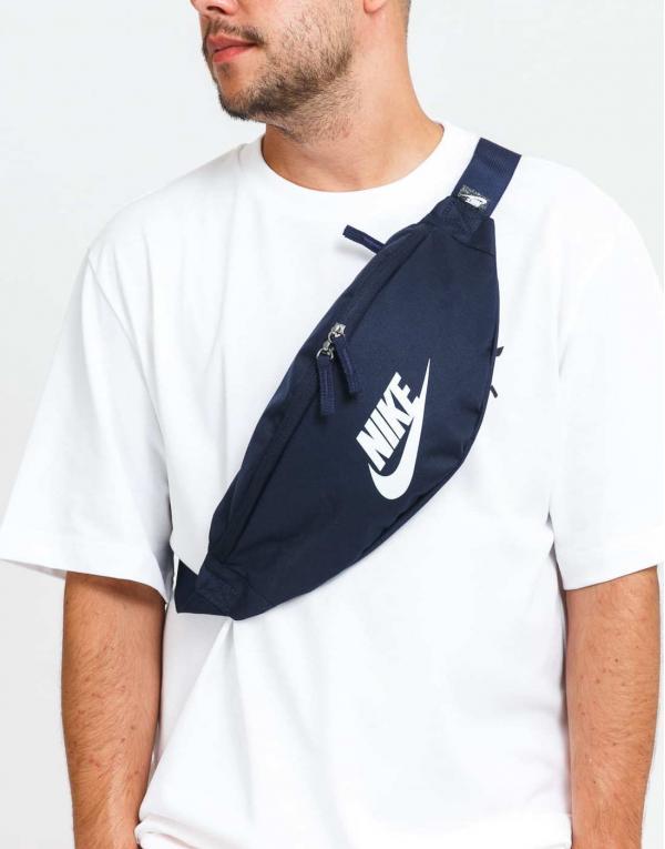 Nike NK Heritage Waistpack navy