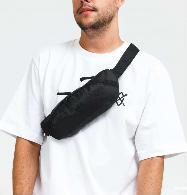 adidas Originals Waistbag Con 3 černá