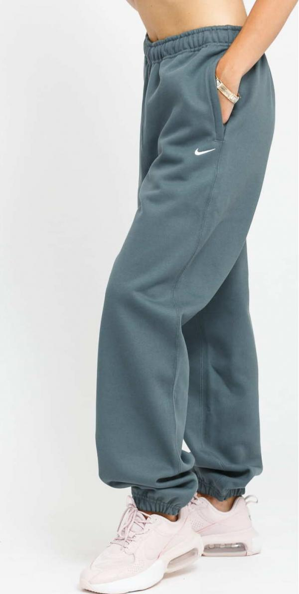 Nike W NRG Solo Swoosh Fleece Pant zelené