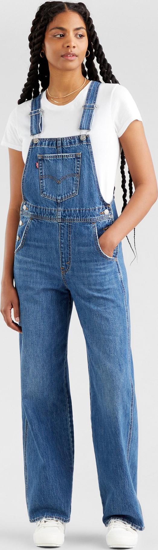 Loose Overall Little Blue Jeans s laclem Levi